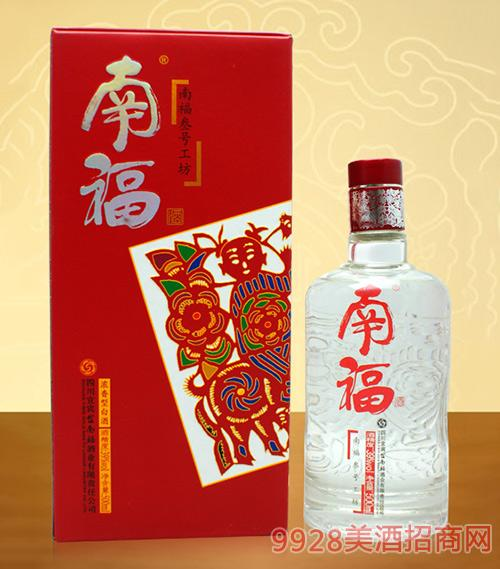 南福叁号工坊酒39度500ml