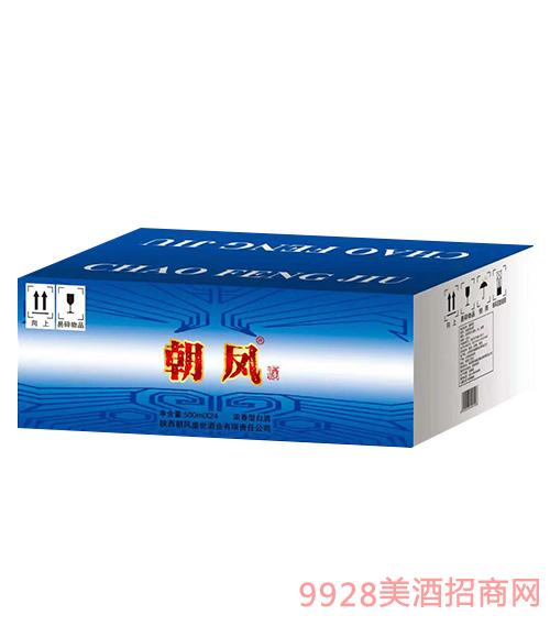 朝凤酒浓香型500mlx24