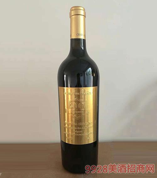 艾米隆妮帝庄园干红葡萄酒