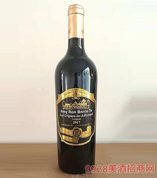 艾米隆妮帝玛丽女爵干红葡萄酒