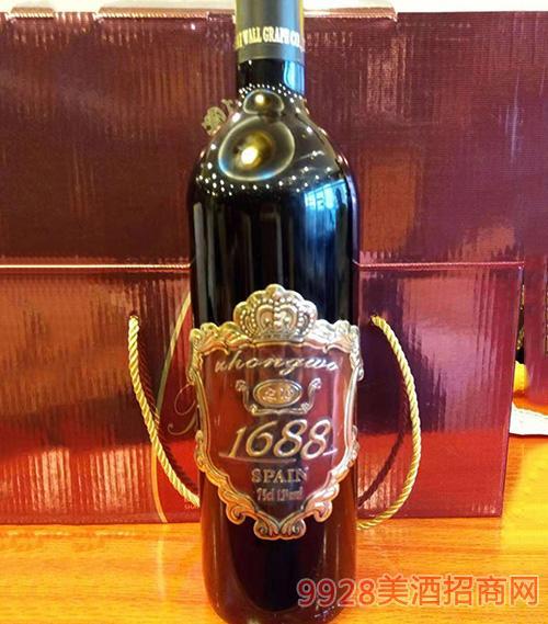 进口红酒1688