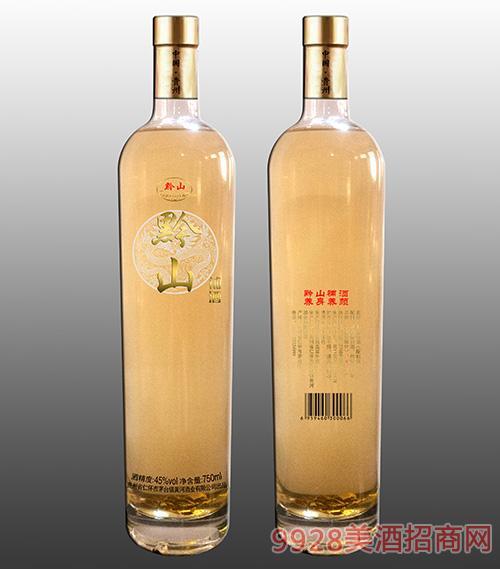 黔山�a酒(配制酒)45度750ml