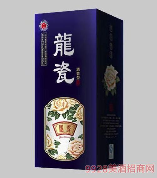 龙瓷酒国香