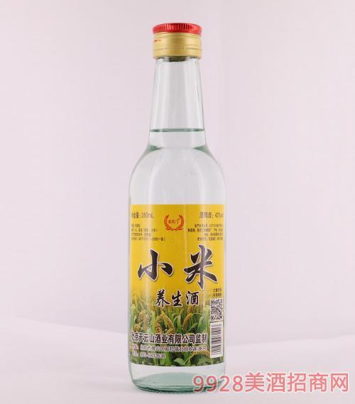 玄武门小米养生酒42度250ml