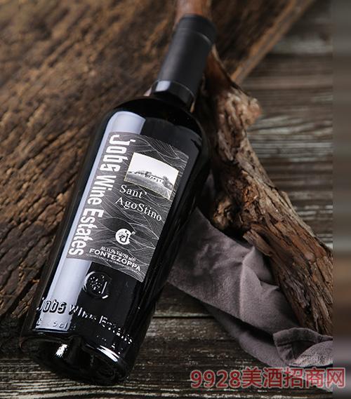 乔布斯圣特安国斯缇诺干红葡萄酒