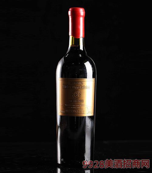 乔布斯纳帕收藏干红葡萄酒