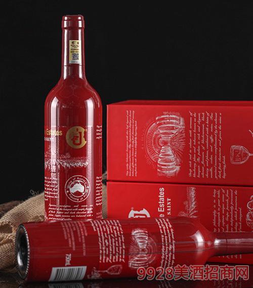乔布斯圣者干红葡萄酒