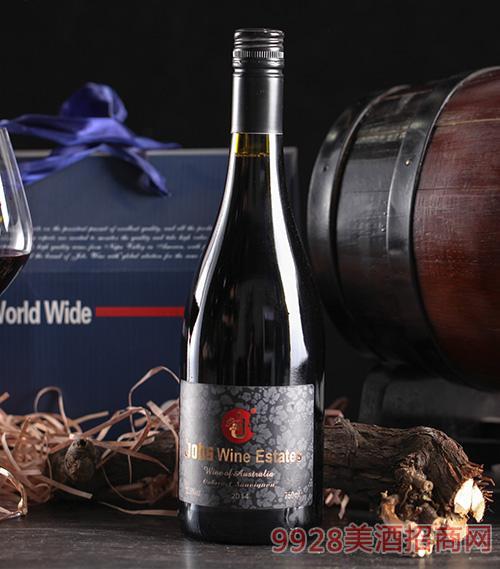 乔布斯南澳干红葡萄酒