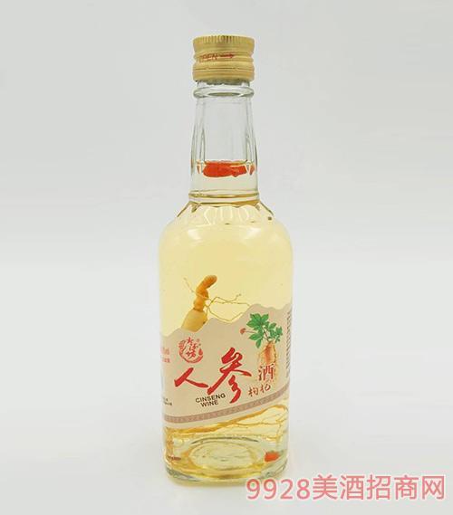 莲池人参枸杞酒