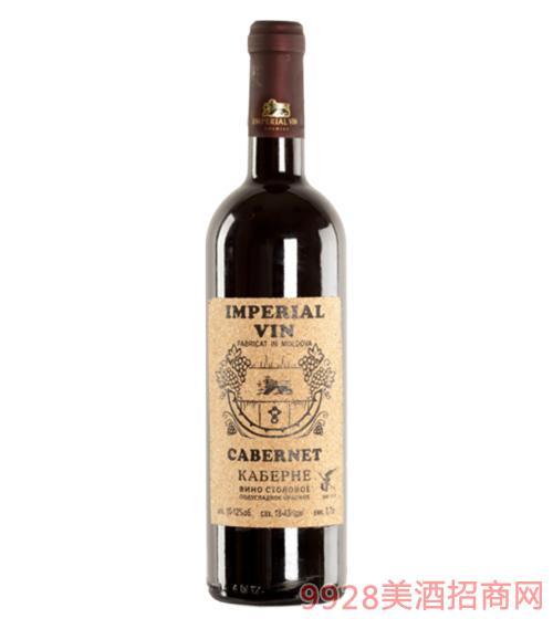 卡伯纳半甜红葡萄酒750ml