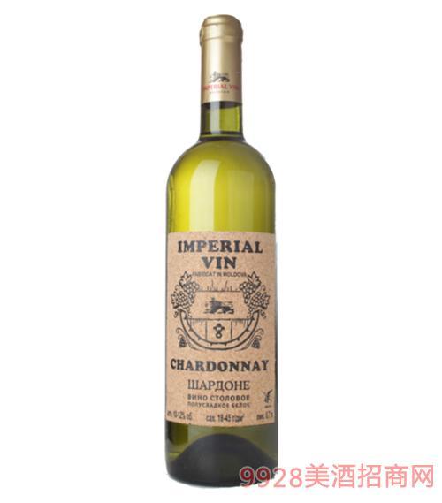 夏敦埃半甜白葡萄酒750ml