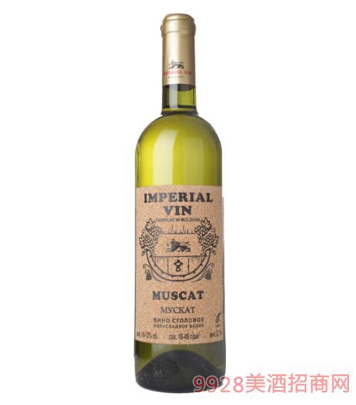 麝香半甜白葡萄酒750ml