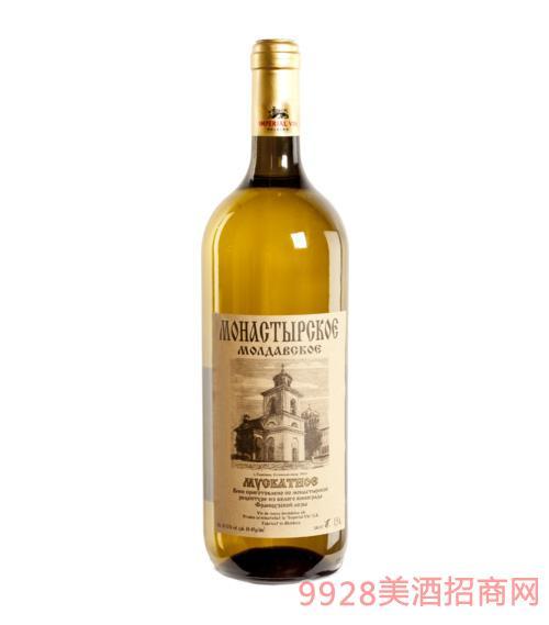 寺院麝香半甜白葡萄酒1500ml