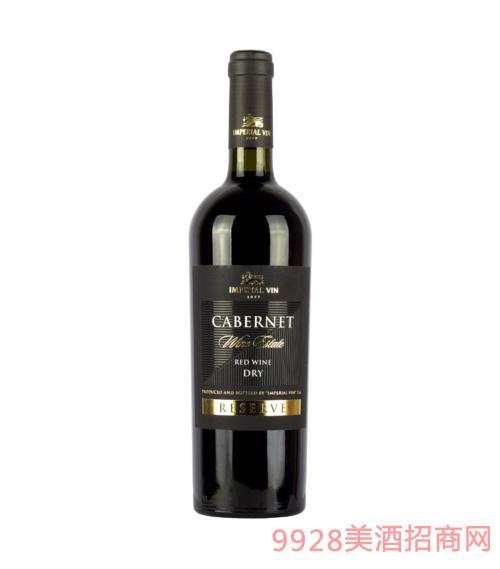 卡伯纳干红葡萄酒750ml