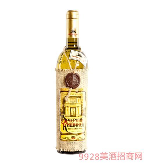 自然半甜白葡萄酒750ml