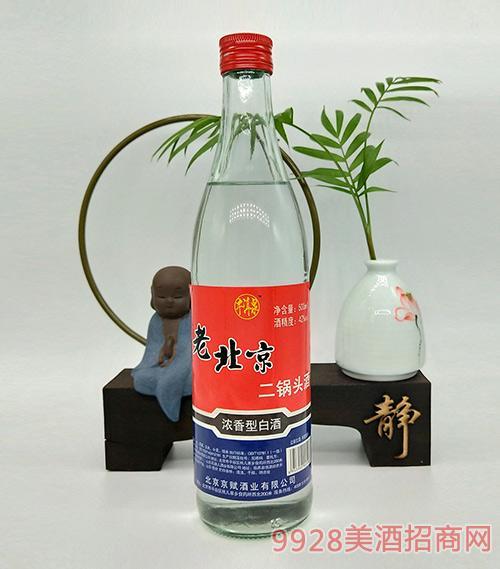 牛洱泉老北京二锅头42度500ml