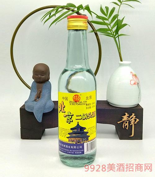 牛洱泉北京二锅头酒42度250ml