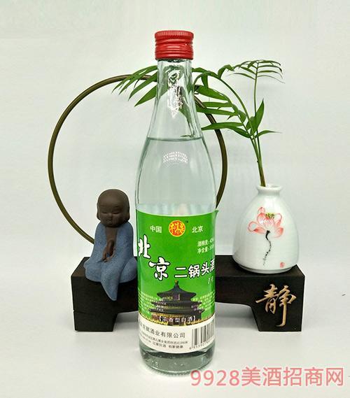 牛洱泉北京二锅头酒1号42度500ml