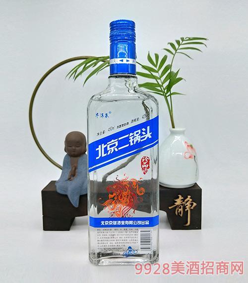牛洱泉北京二锅头珍品42度450ml