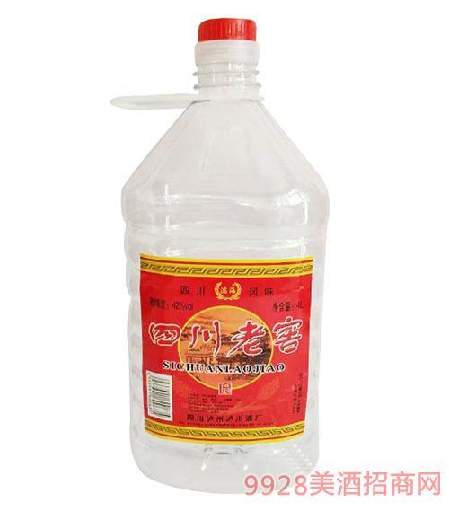 四川老窖酒4L