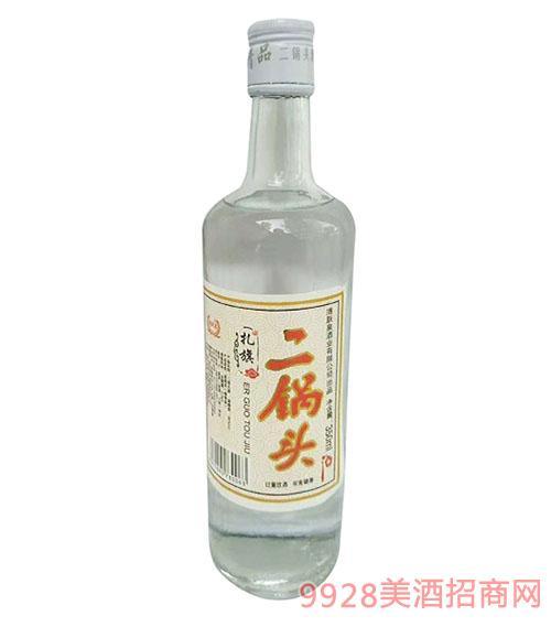 扎旗二锅头酒350ml