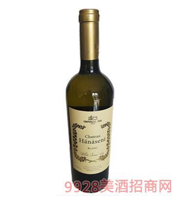 海纳瑟尼半干白葡萄酒750ml
