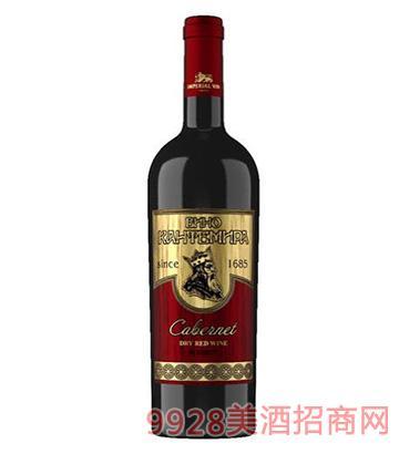 公爵赤霞珠干红葡萄酒750ml