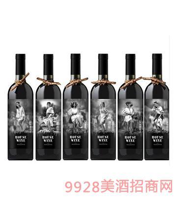 摩之韵赤霞珠干红葡萄酒750mL