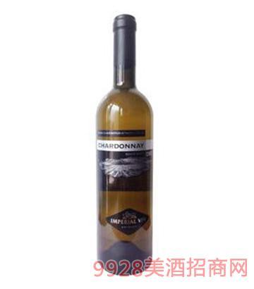 醉美霞多丽干白葡萄酒750ml
