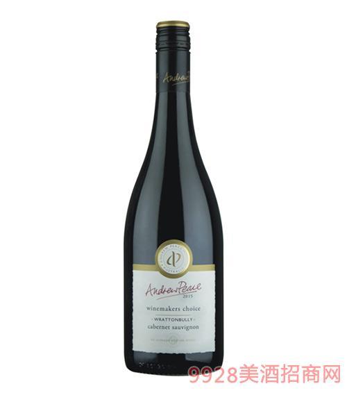 拉顿布里赤露珠干红葡萄酒