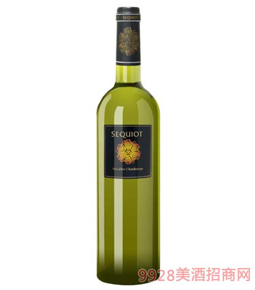 西班·赛葵干白葡萄酒 750ml