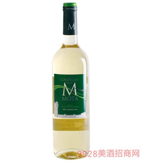 西班·慕他干白葡萄酒 750ml