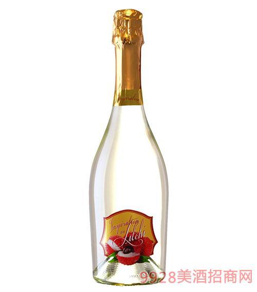 西班·灵感系列果味气泡酒 荔枝味