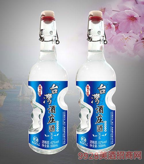 宝岛阿里山台湾酒庄酒N5-42度500ml