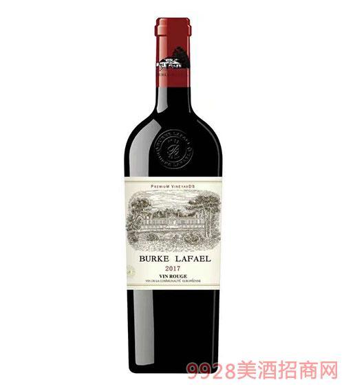 伯克拉斐窖藏干红葡萄酒12.5度750ml