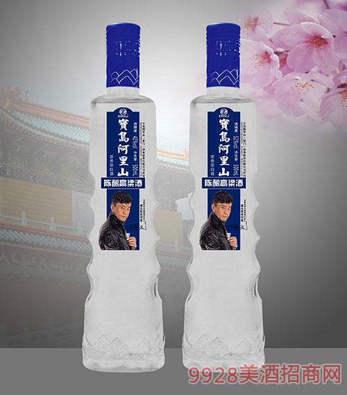 宝岛阿里山陈酿高粱酒42度500ml
