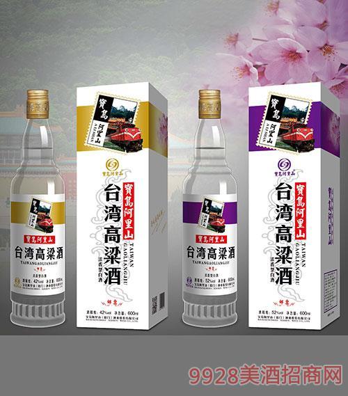宝岛阿里山台湾高粱酒600ml