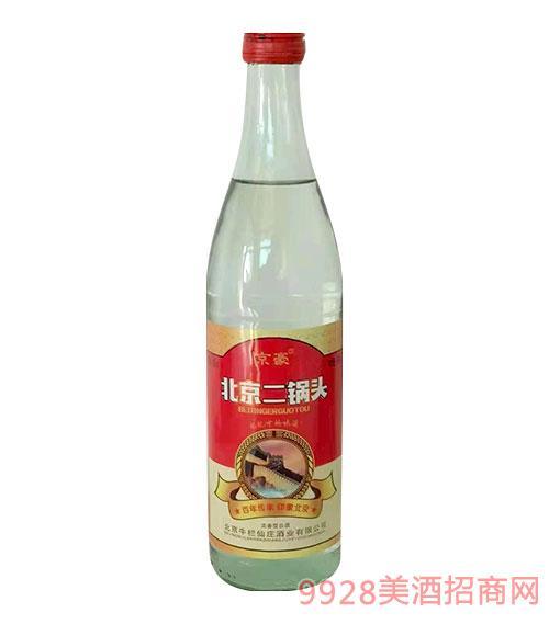 京豪北京二锅头白瓶