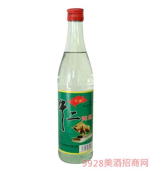 京豪牛二陈酿白酒