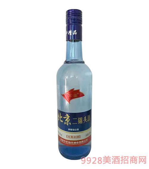 京豪北京二锅头酒大美中国(蓝标)