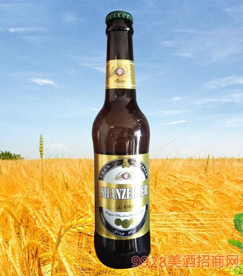 山泽黑啤酒