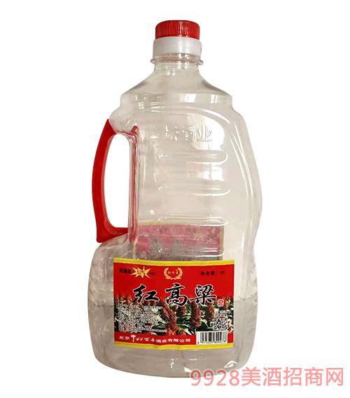 红高粱酒52度2L