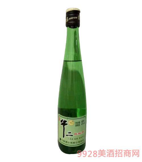 牛二陈酿酒43度480ml