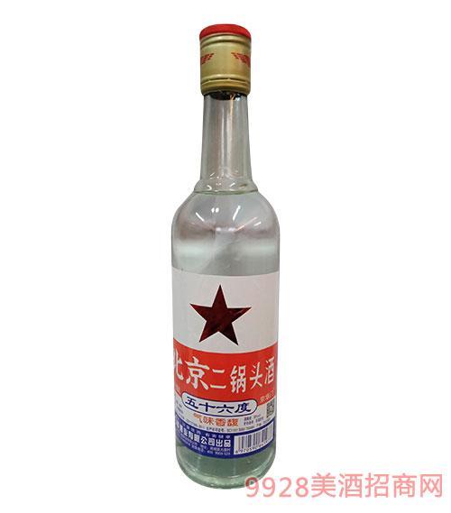 京华门北京二锅头56度500ml