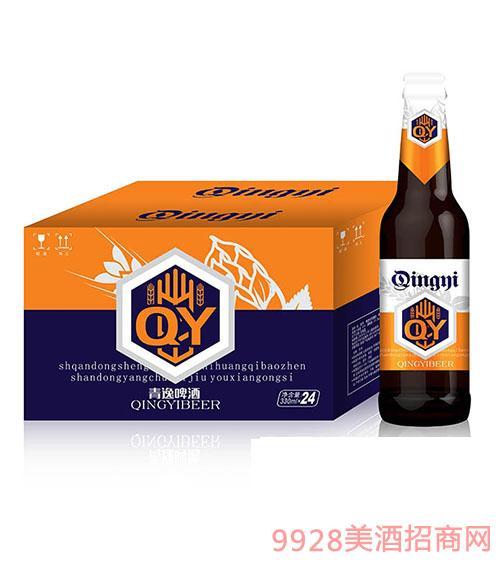 青逸啤酒330mlX24