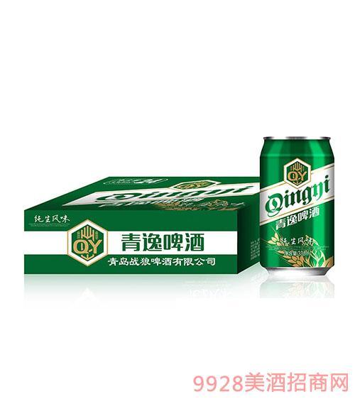 青逸啤酒330ml�G��