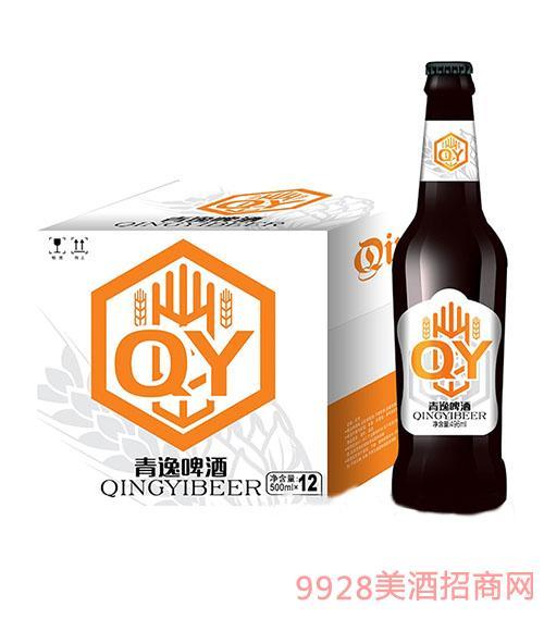 青逸啤酒500mlX12