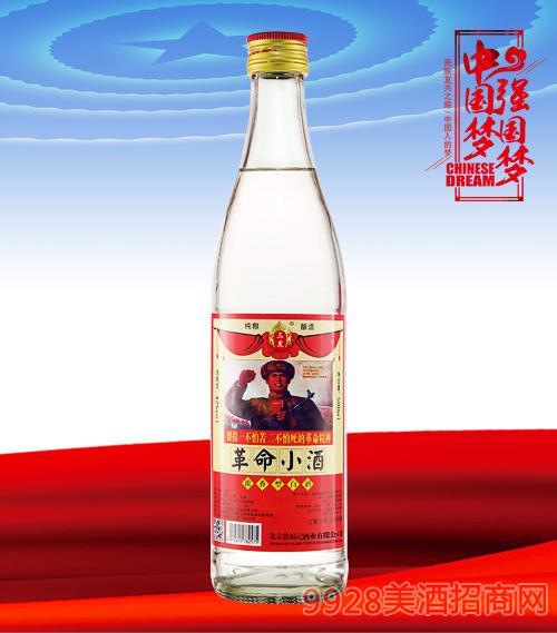 三发革命小酒42度500ml