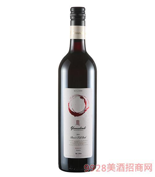 顽皮・美乐-(维多利亚)-葡萄酒12度