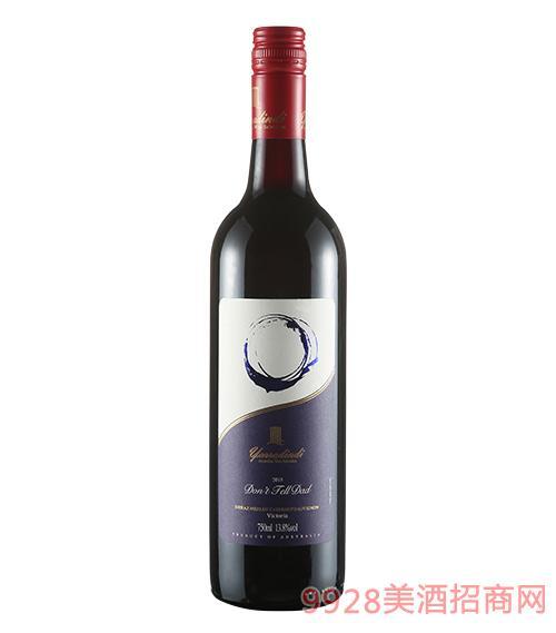 顽皮孩子・西拉、美乐、赤霞珠(维多利亚)葡萄酒13.8度